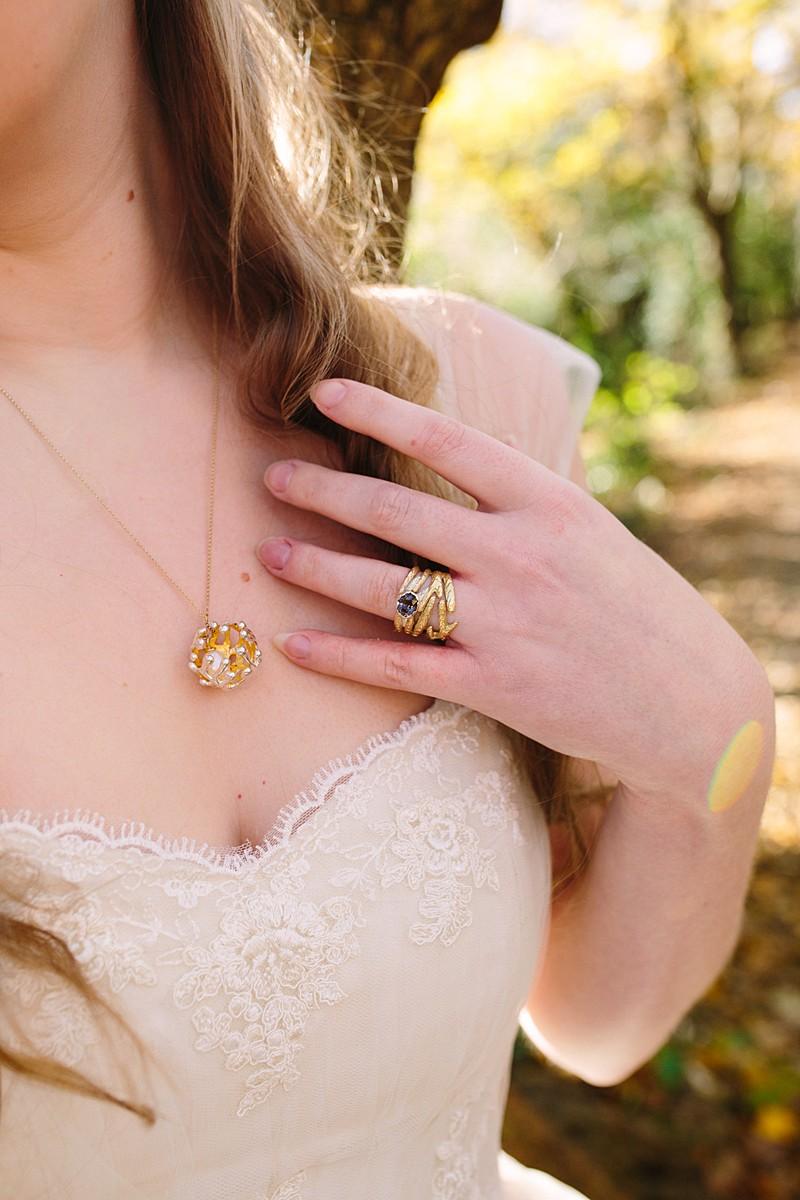 bespoke gold jewellery