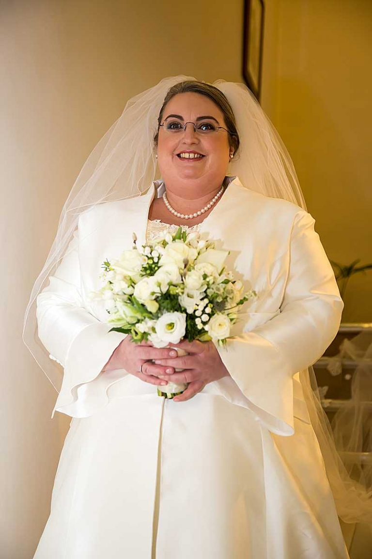 Ivory Silk Mikado Wedding Coat And Lace Dress For Catherine S Cathedral Wedding Felicity Westmacott